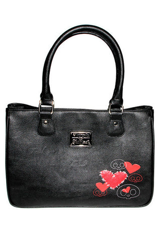 Diego Hearts Tote Bag