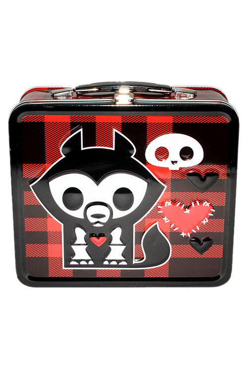 Jae The Wolf Lunch Box