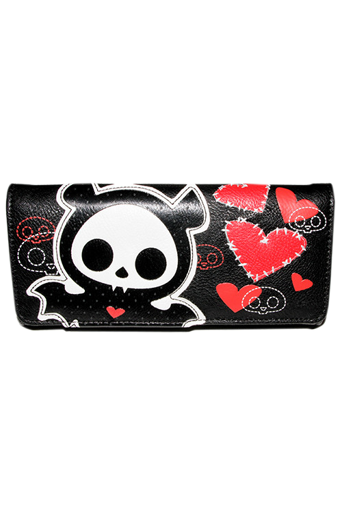 Diego Hearts Wallet