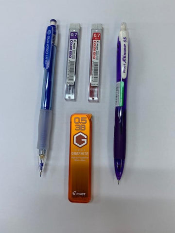Pilot Colour 0.7 Mechincal Pencil N Lead Sets