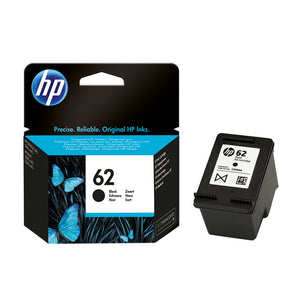 HP 62 Ink Cartridge C2P04AA Black