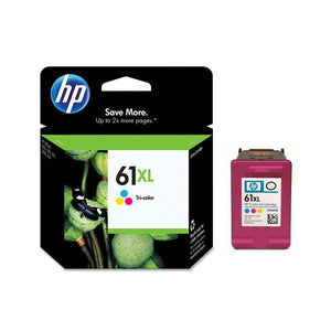 HP 61XL Ink Cartridge Tri Colour CH564WA