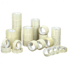 E30202 DELI SUPER CLEAR OPP PACKING TAPE 2""