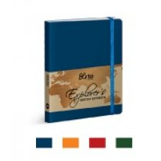 CR36961 ARTO EXPLORER'S SKETCH NOTE BOOK A5