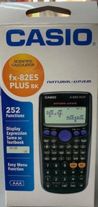 Casio Fx - 82ES Plus Scientific Caculator