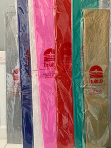 Colour Crepe Paper