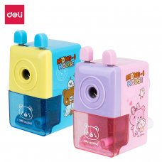 E0642 DELI ROTARY PENCIL SHARPENER