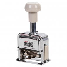 E7508 DELI NUMBERING MACHINE 8 DIGITS