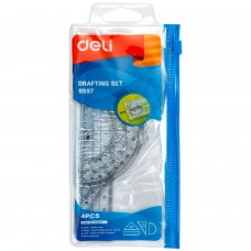 E9597 DELI RULER SET