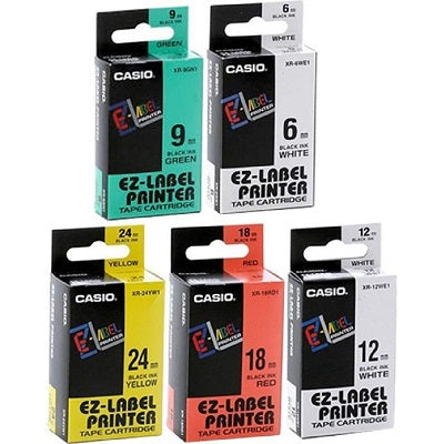 Casio EZ Labels 12mm