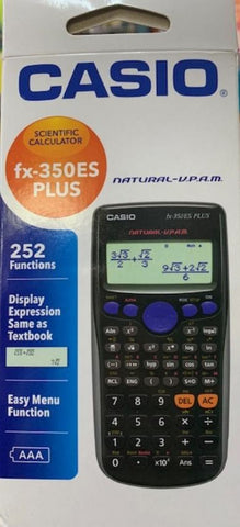 Casio FX -350ES Plus Scientific Caculator