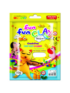 Fun Fun Clay (Jumping Clay)