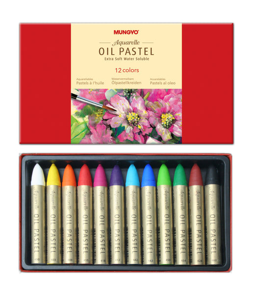 Water Soluble oil pastels (MAO)