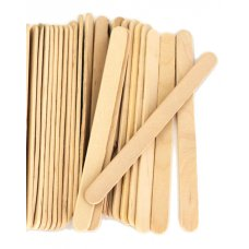 Wooden Craft Stick Natural 15x1.8cm (50pcs)