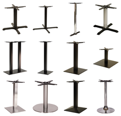 Table bases