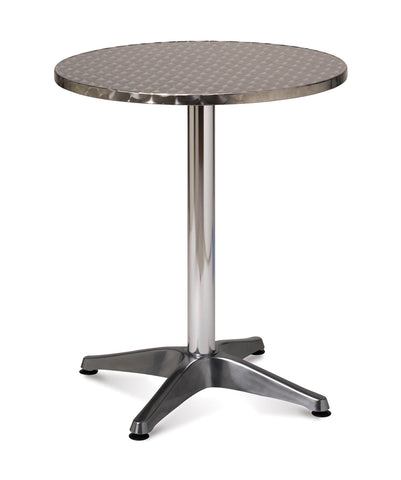 Aluminium Table – Round 600mm