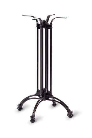 Continental Table Leg– 4 Leg Poseur