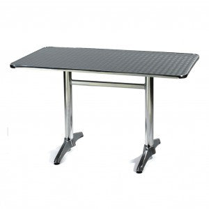 Aluminium Table – 1200 x 700mm