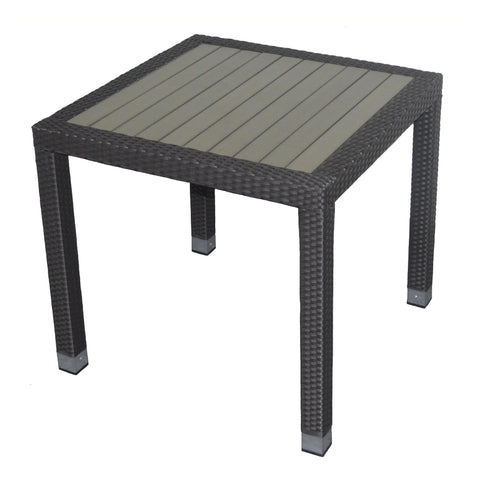 Evesham 80cm Square Table