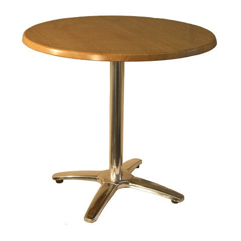 Montana Oak Werzalit Table 60cm round