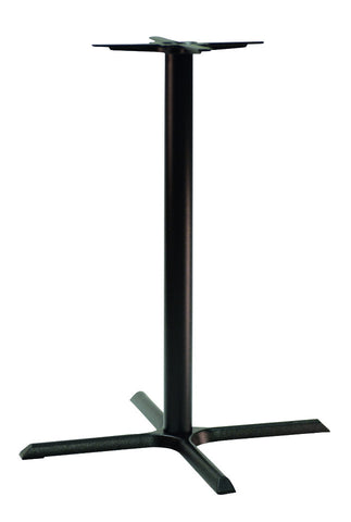 Orlando Black Poseur Height Large Base