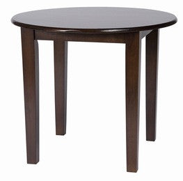 Round Shaker Table Wenge