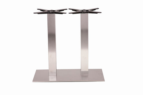 Danilo Square Dining Height Twin Base Table Legs
