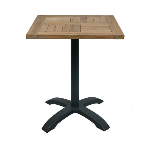 Malang Teak 70cm table square