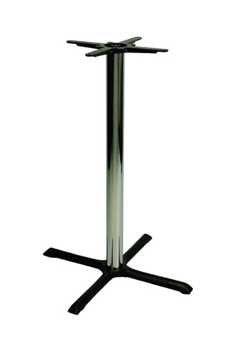 Orlando Chrome Poseur Height Medium Base