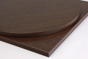 Wenge 25mm Premium Laminate Table Tops