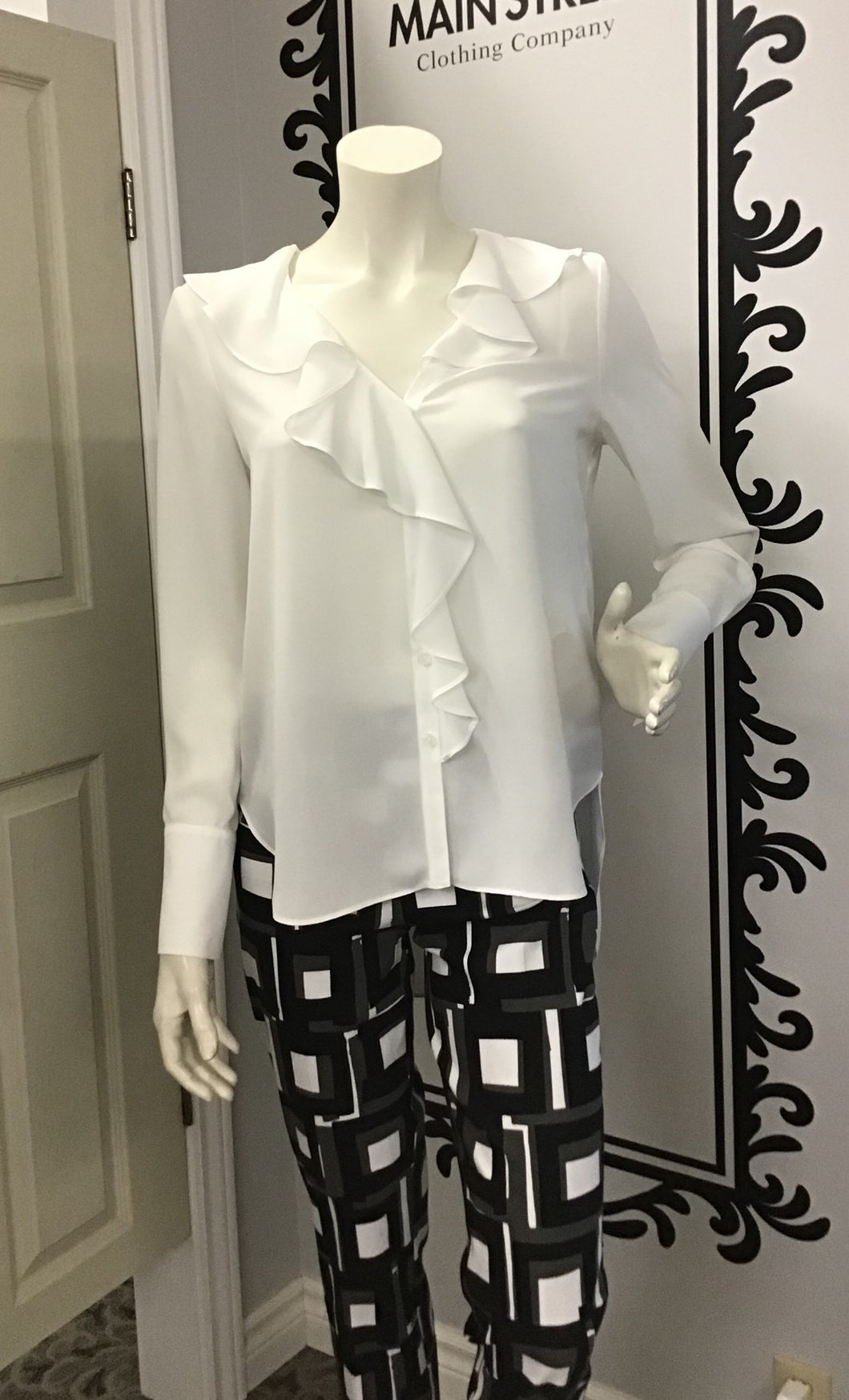 Joseph Ribkoff Fall 2018 Blouse