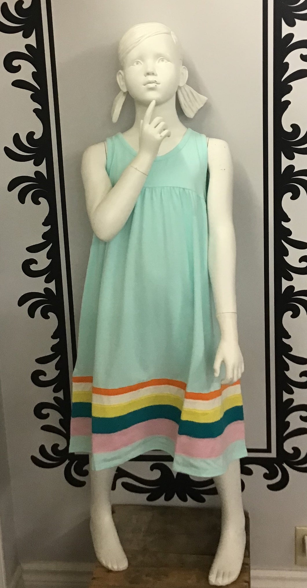 Limeapple Summer Dress - sale