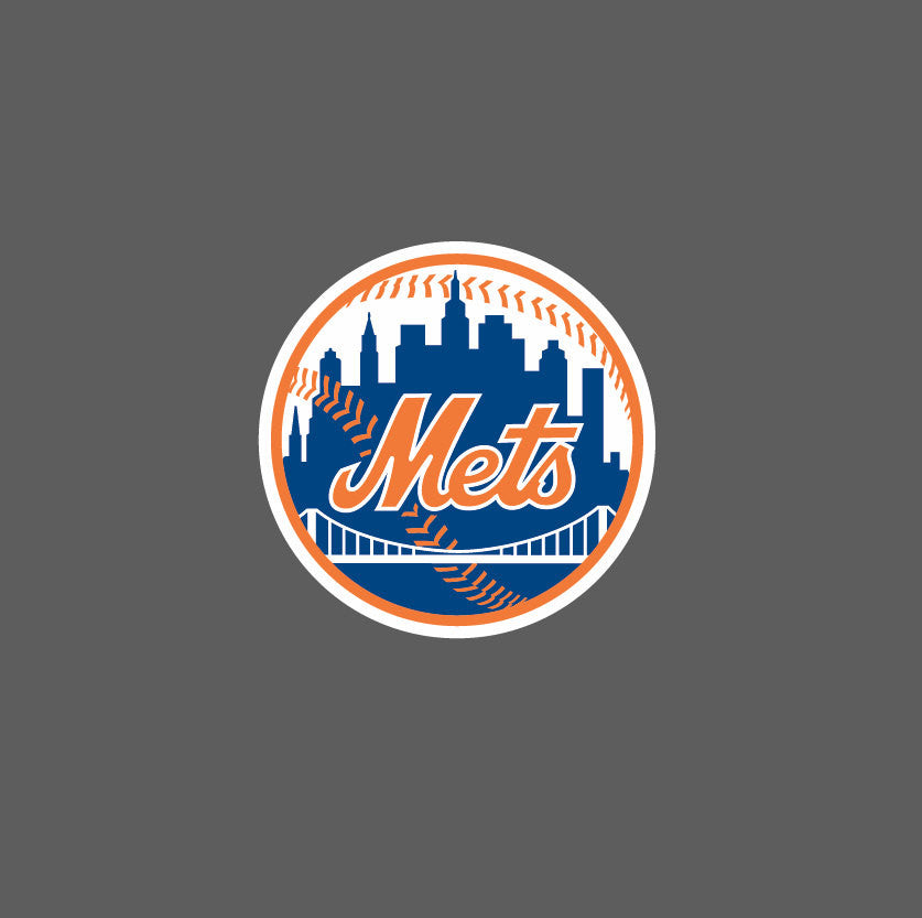 Full New York Mets - Die Cut Decal/Sticker