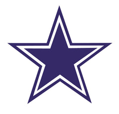 Dallas Cowboys - Decal