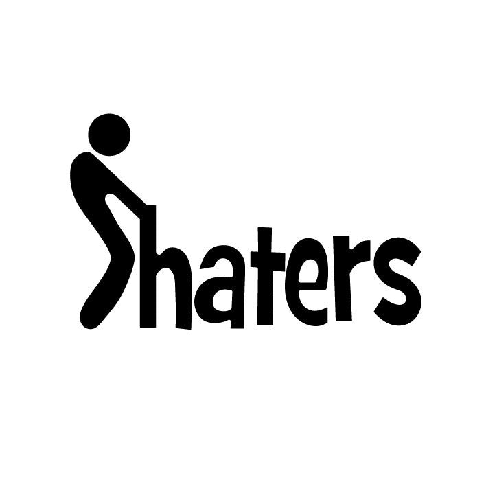 Screw Haters - Decal