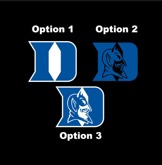 Duke Blue Devils - Die Cut Decal