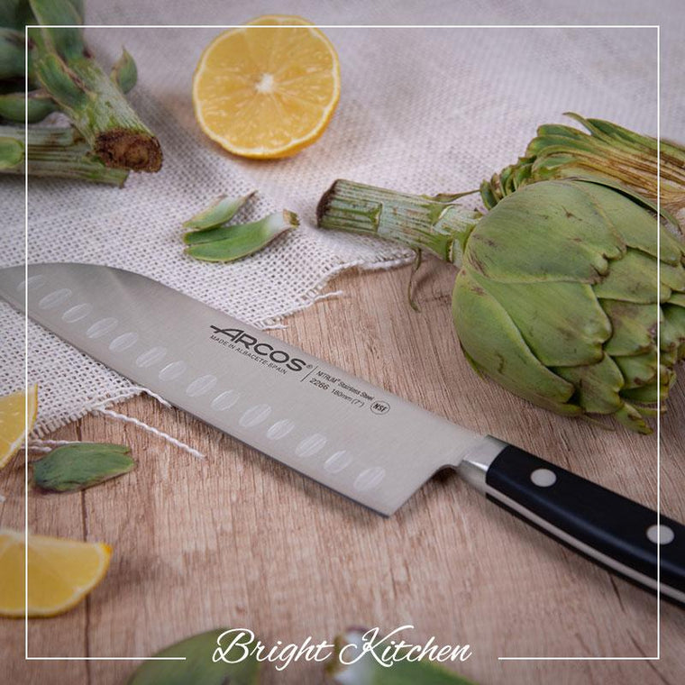 Arcos Opera Santoku Knife 80 mm