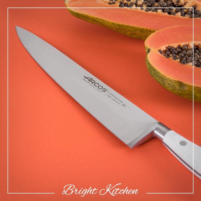 Arcos Riviera Blanc Chef Knife 250 mm