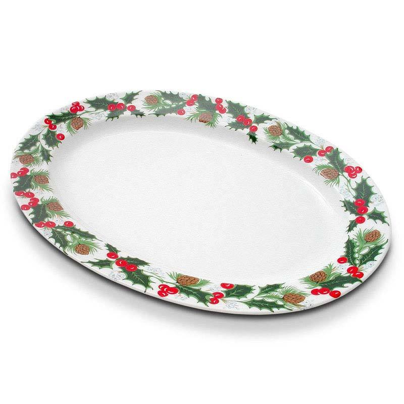 Christmas Serving Dish Small