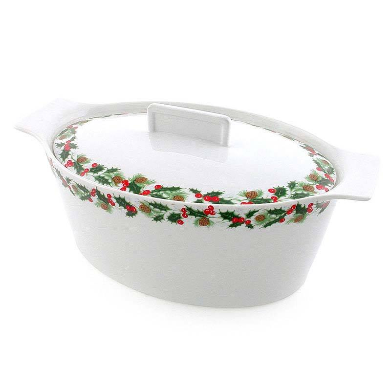 Christmas Tureen Big