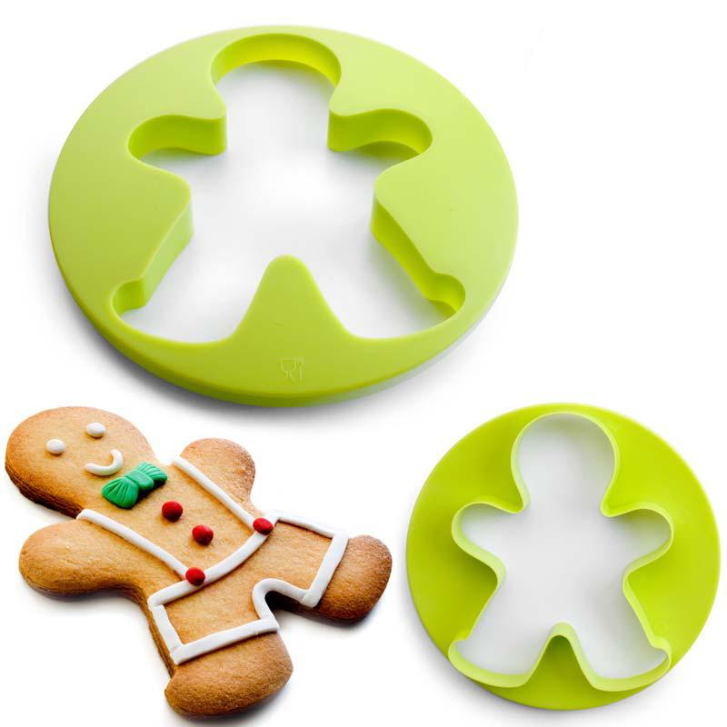 Pastry Mold Ginger Bread Man