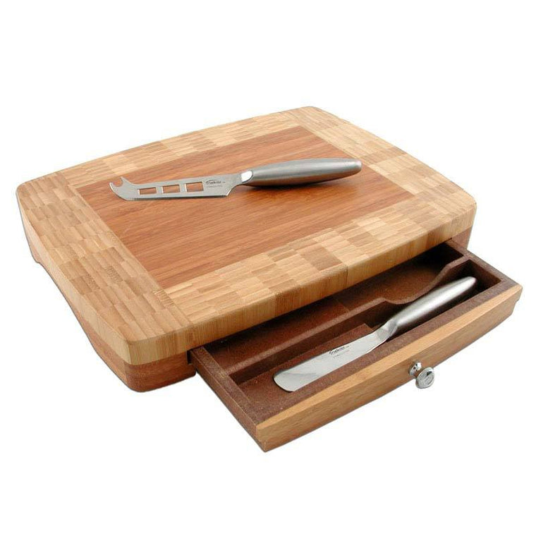 Cheese & Knives Set