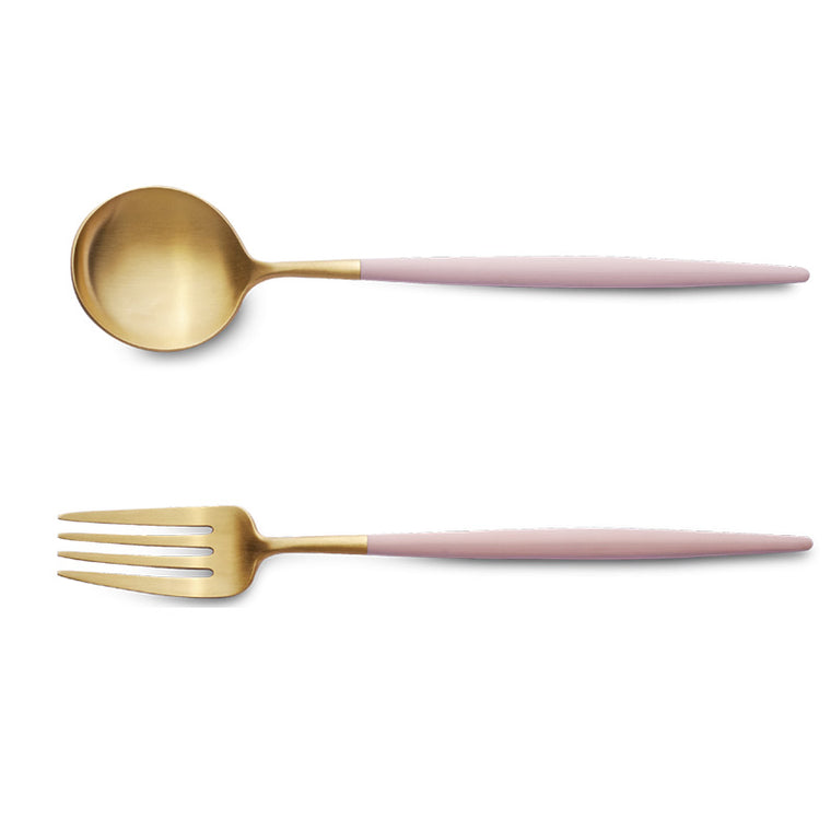 CUTIPOL GOA PINK GOLD 2 Pieces Set