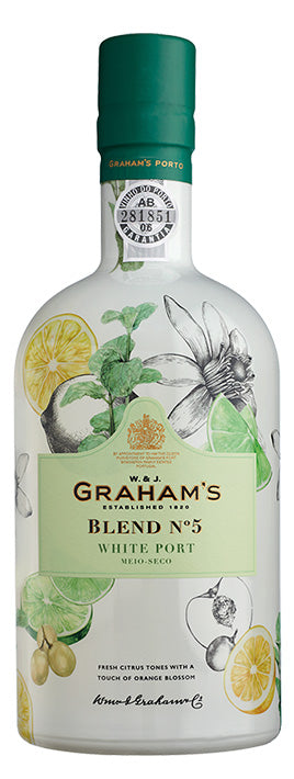 Grahams Blend Nº5 White Port - 6 Bottles Pack
