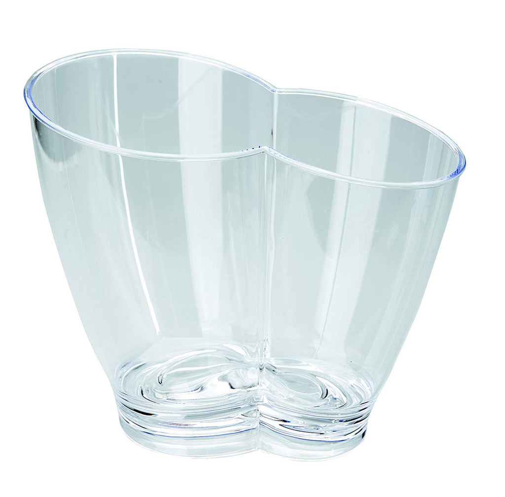 ICE BUCKET DOUBLE ACRYLIC