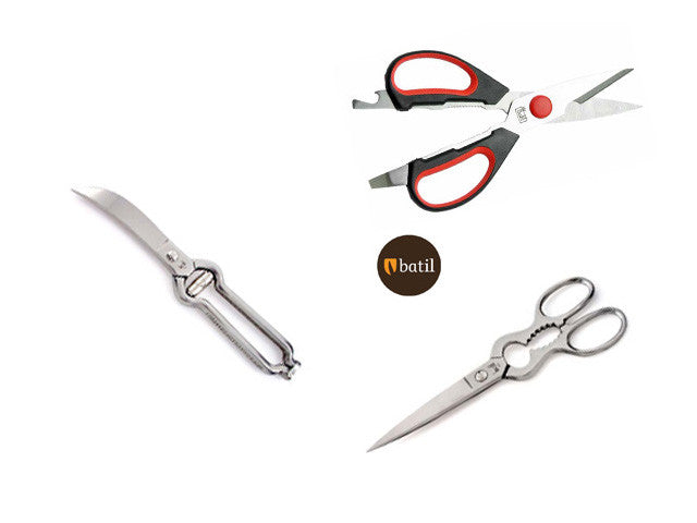 SCISSORS KITCHEN PACK