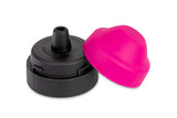 Ecococoon replacement lid with cap ~ Pink