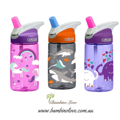 Camelbak Kids 400ml - 20 beautiful design to choose from