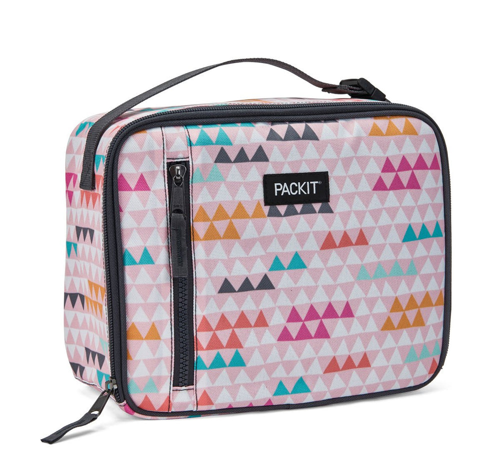 PackIt Freezable Classic Lunch bag - Paper Triangle