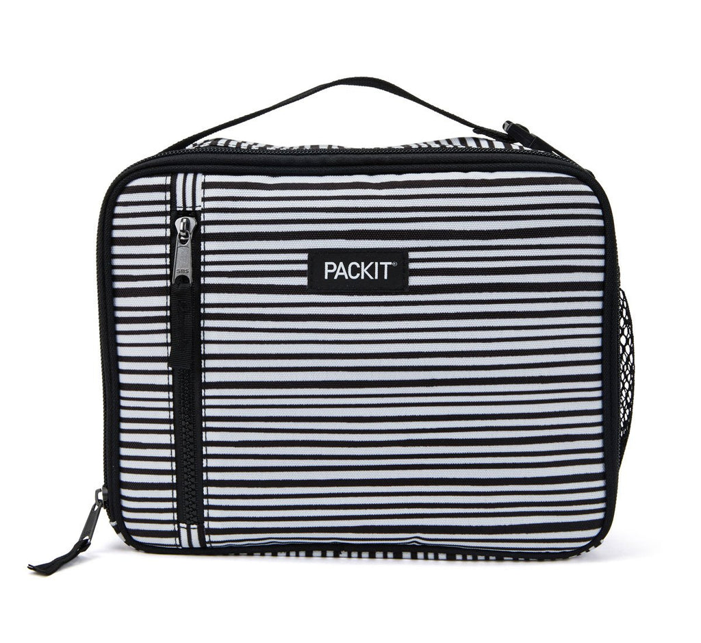 PackIt Freezable Classic Lunch bag - Wobbly Stripe